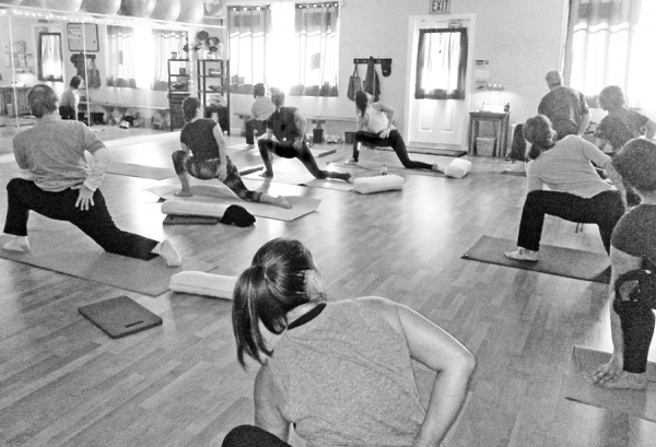 soft gentle yoga monday auburn yoga studio calif